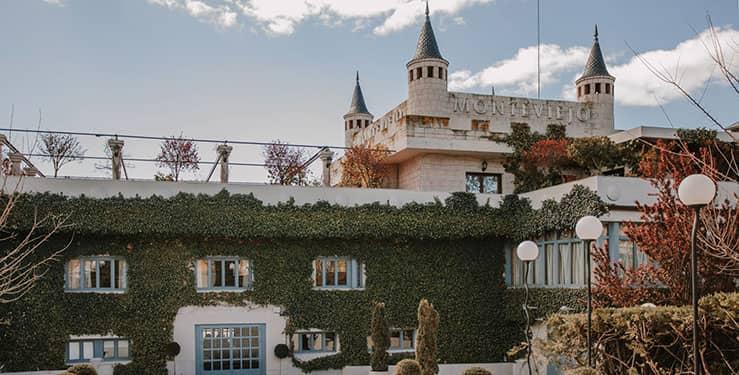 el castillo de monteviejo en madrid
