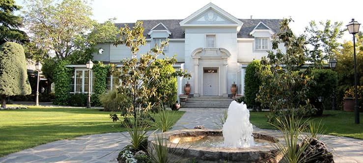 finca villa maria en madrid norte