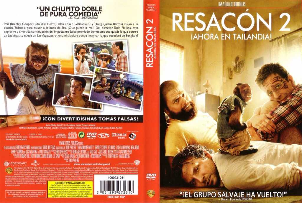 resacón 2