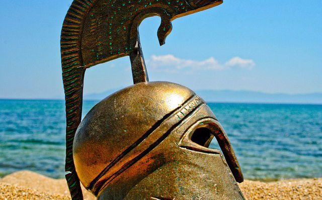 los espartanos como origen de las despedidas de soltero