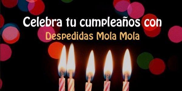 cumpleaños original en madrid