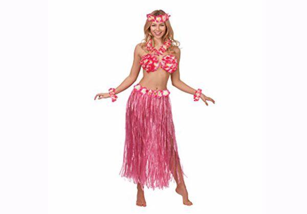 disfraces para despedidas de soltera de hawaiana