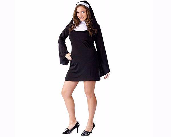 disfraz de monja para despedidas de soltera