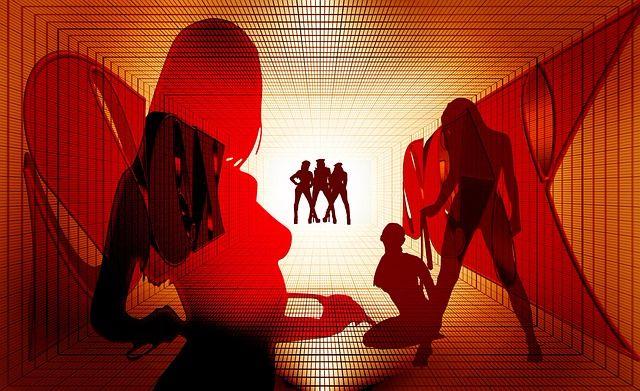 bailes para despedidas de soltero eróticas