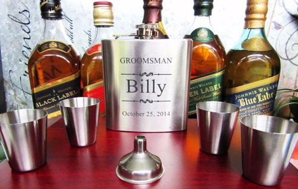set de barman personalizado