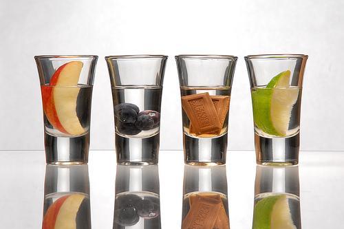vasos de tequila como regalos para despedidas de soltero