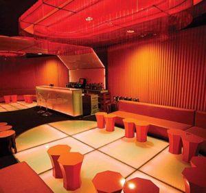 espacios en new garamond madrid