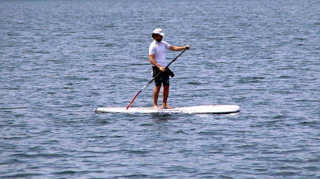 paddle surf en madrid
