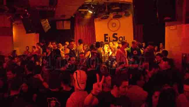 Las 8 mejores discotecas de madrid para visitar en 2017 for Sala but madrid