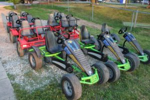 eco kart en madrid