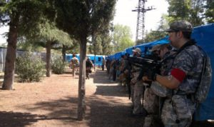 partida de airsoft en madrid