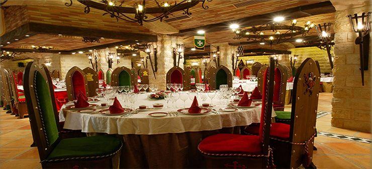 banquete medieval en toledo