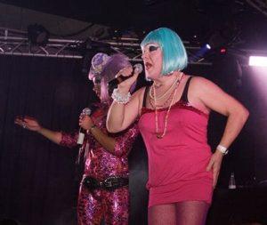 actuación de drag queen en madrid