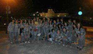 prisioneras de aranjuez
