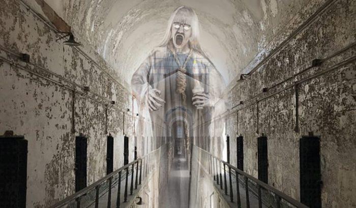 escapa de la prisión fantasma