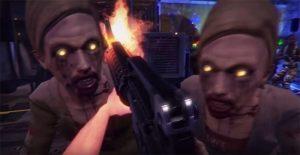 experiencia de realidad virtual de terror