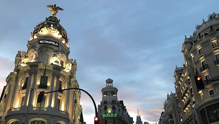 despedida turística en madrid