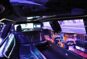interior limusina lincoln