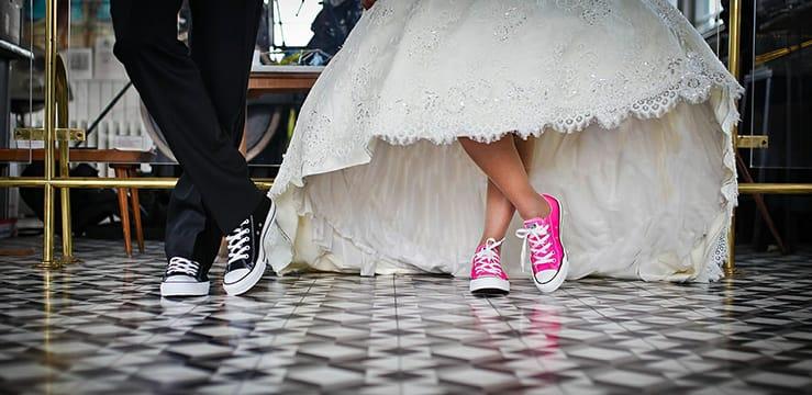 preparados para los votos matrimoniales