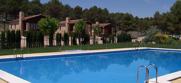 casas rurales para despedidas de soltero en Madrid Cerrete de Haro