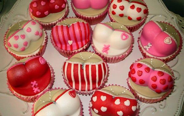 cupcakes para despedidas de soltero