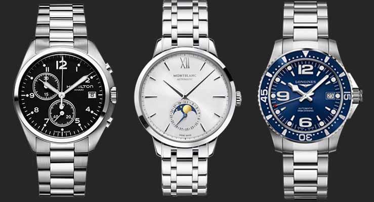 relojes para novios