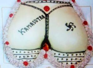 tarta erótica para despedidas de soltero en kamasutra