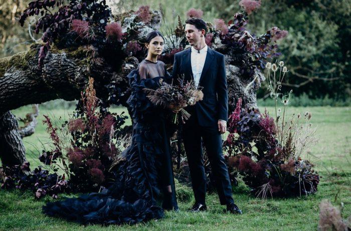 boda gotica