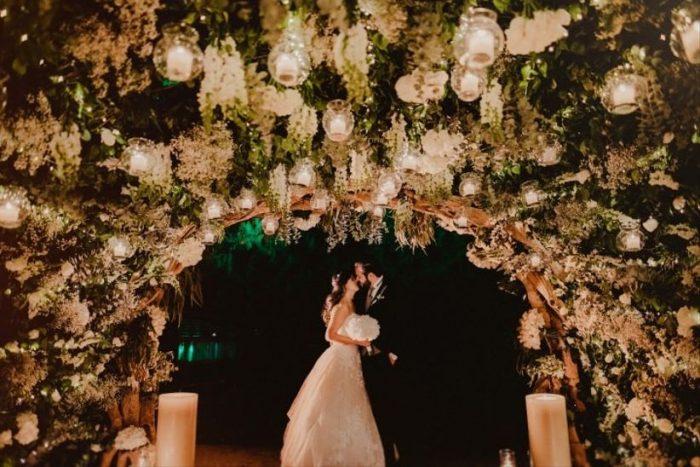 boda nocturna