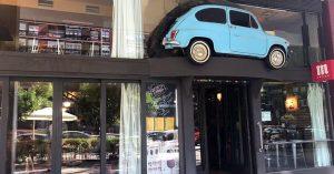 restaurante el 600 en madrid