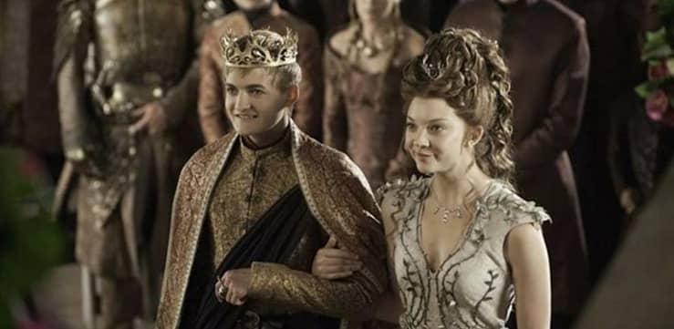 boda en juego de tronos