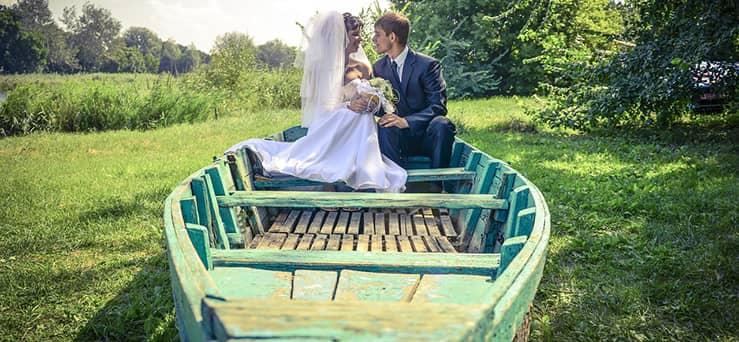 boda temática náutica