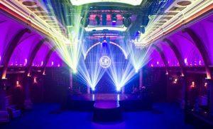 sala GM para fiestas privadas