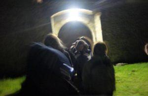 entrada en el monasterio del misterio