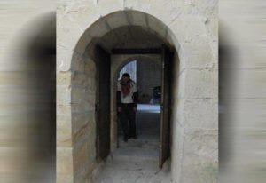 morador del monasterio
