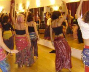 baile tipo bollywood en madrid