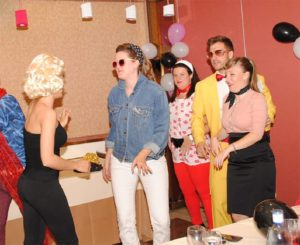 baile tipo grease