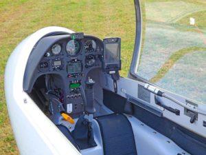 cabina de planeador