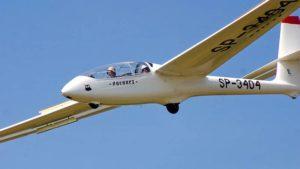 volando sin motor