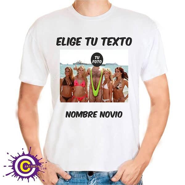 camiseta de borat