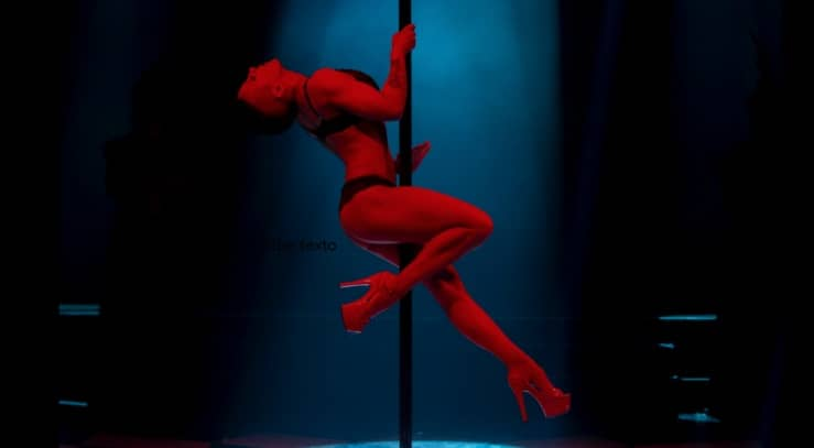 pole dance en madrid