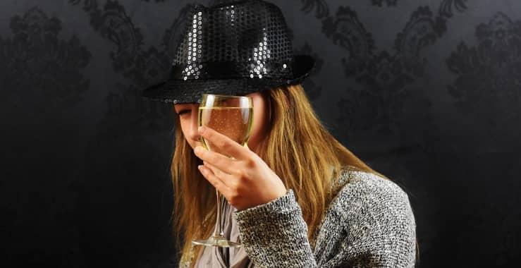 despedida de soltera en casa con cata de vinos