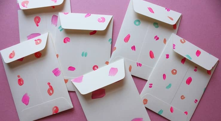 invitaciones de papel