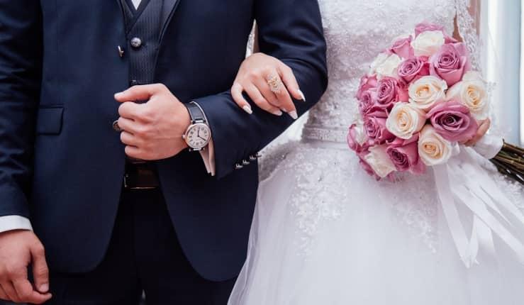trajes de novio y novia outlet en madrid